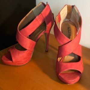 Michael Antonio High Heels, 5.5